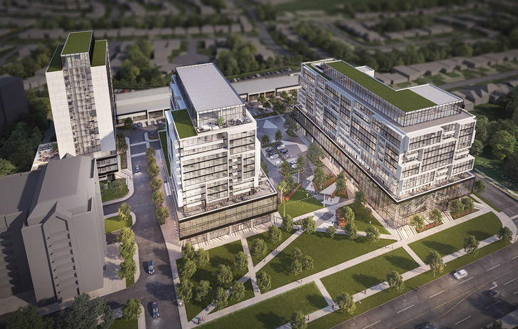 New Building Concept for Richview Square Condos 3