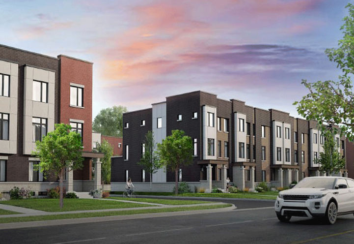 Ross Modern Towns by Delpark Homes