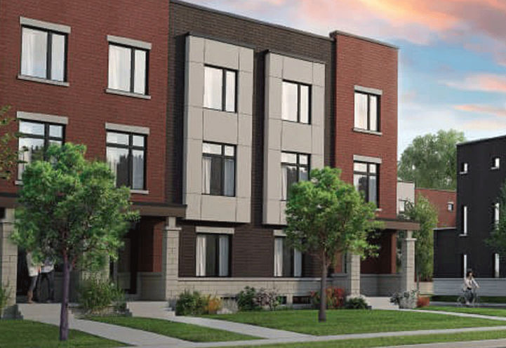 Suites at Ross Modern Towns