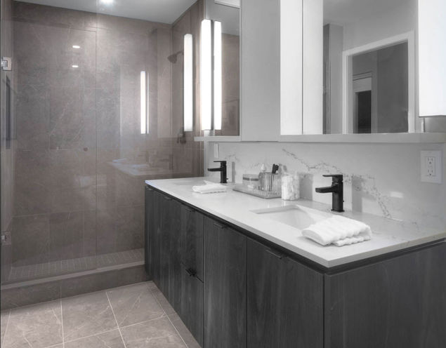 Bathroom Interior at S2 Stonebrook Private Residences
