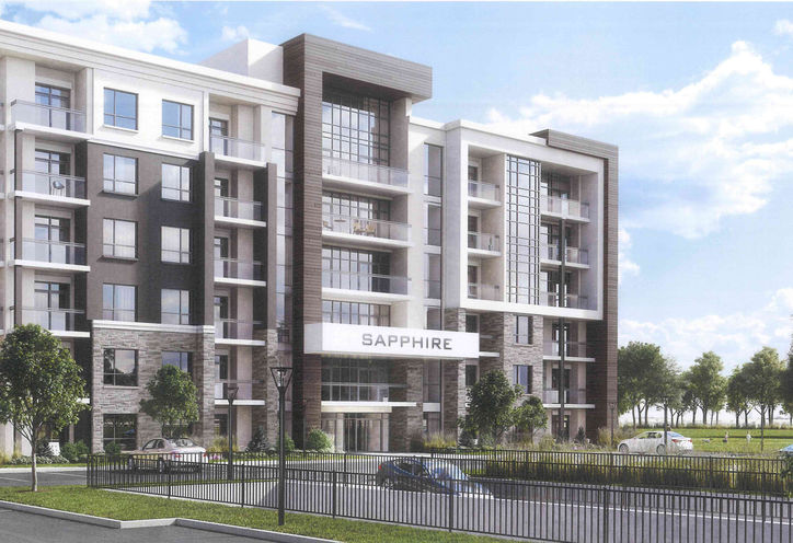 Sapphire at Waterfront Trail Exterior rendering