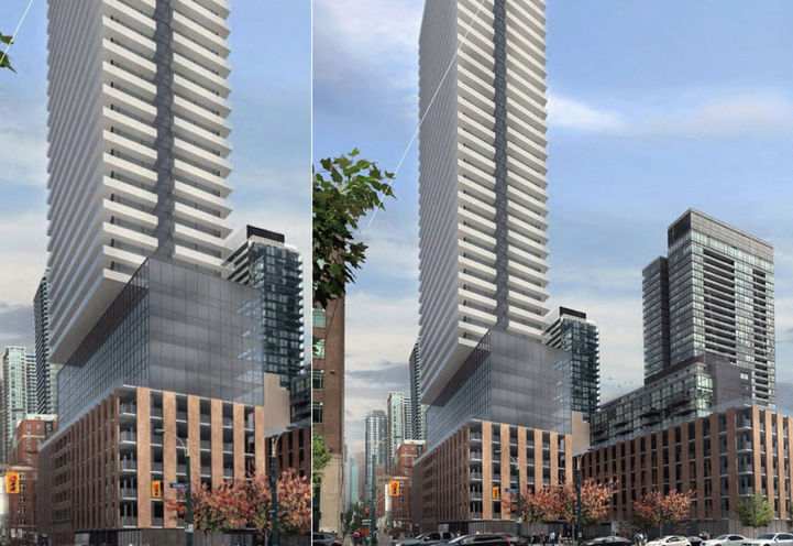 Spadina Adelaide Square Condos by Go-To Developments