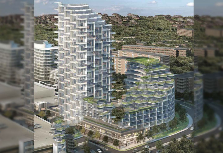 Spirits Condos by Lanterra Developments at 169 The Donway W