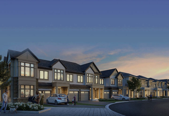 3-Storey Townhomes at Symphony Parkside Towns