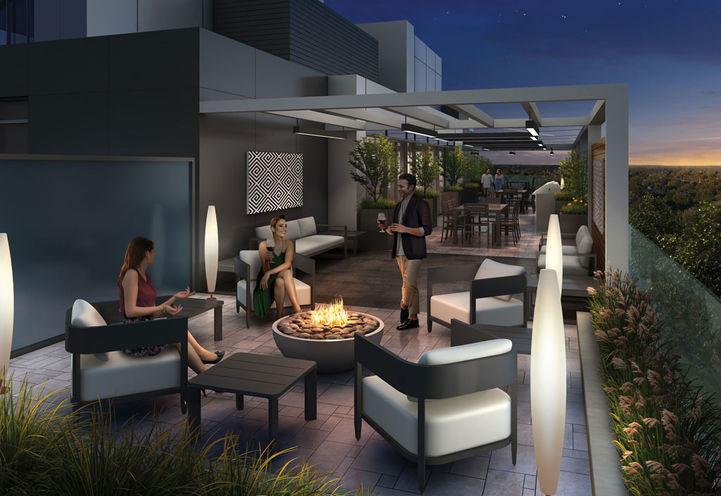 Terrasse Condos - Early Rendering