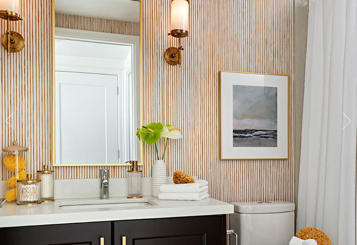 Bathroom Interior Features and Finishes at 6th Angus Glen 2