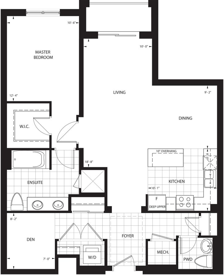 The Balmoral Condos By Legend Creek Windermere I