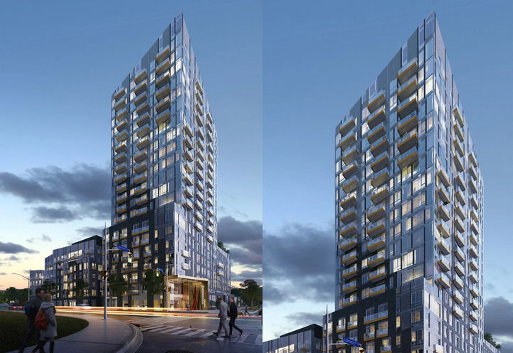 The Borough Condos by G Group Development