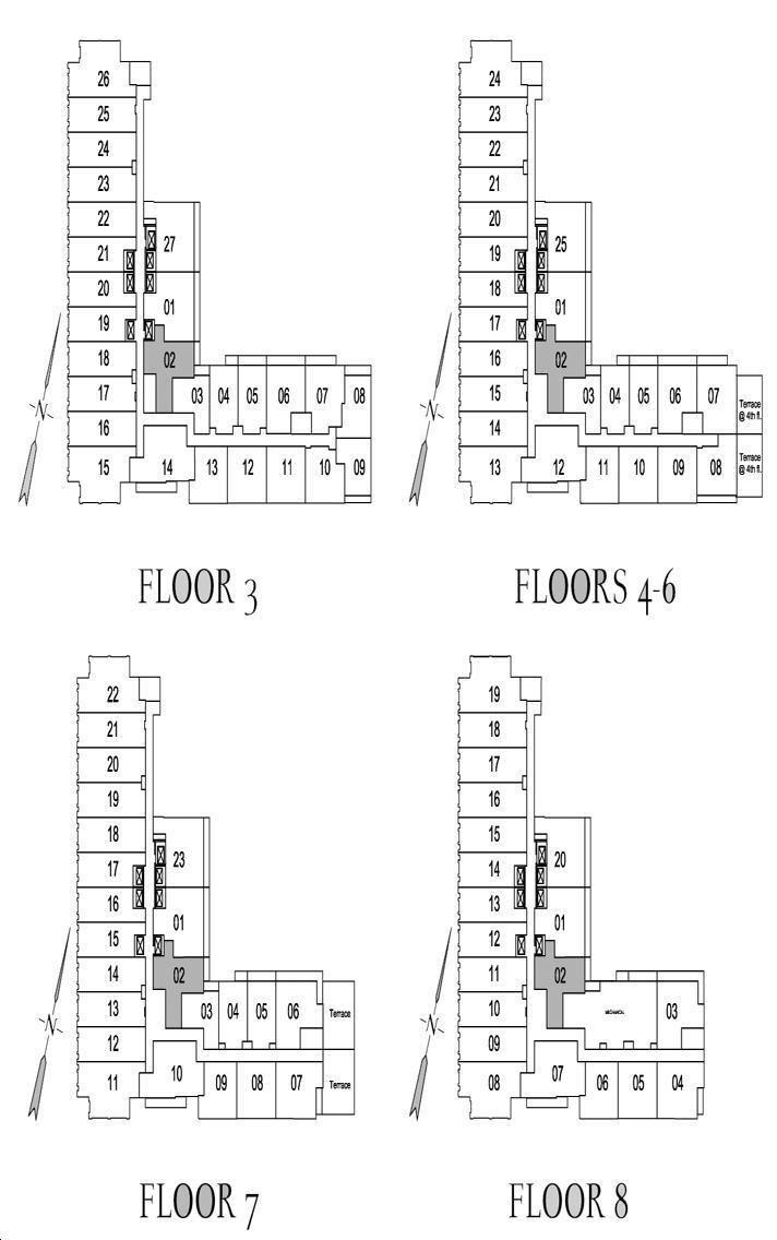 The Britt Condos By Lanterra Stockwell Floorplan 1 Bed 1 Bath