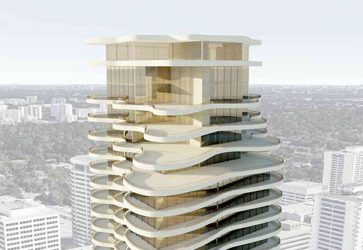 The Clair Residences at Yonge St & St. Clair Ave