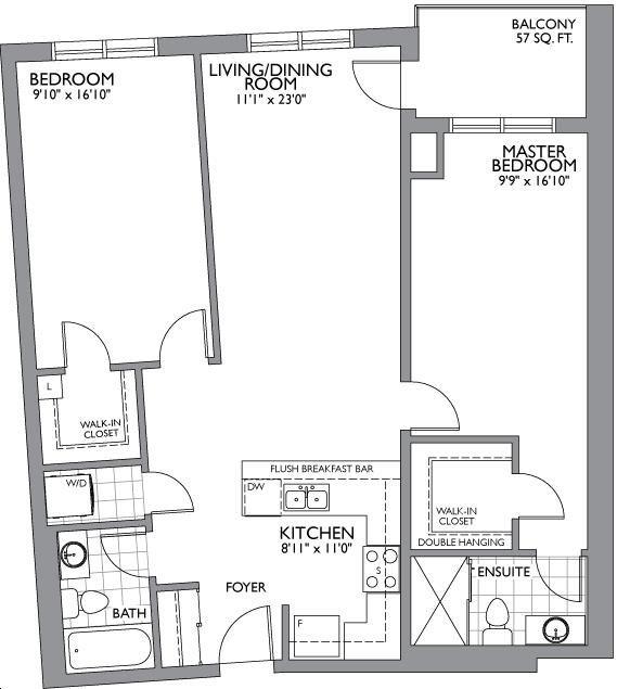 Fairview Mall Floor Plan: The Cosmopolitan By Ballantry