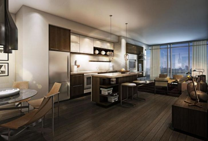 The Hill Condos rendering 10