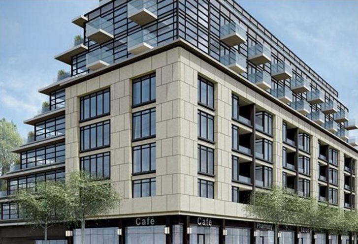 The Hill Condos rendering 3