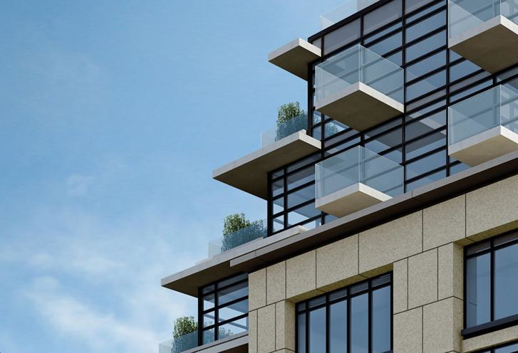 The Hill Condos rendering 4