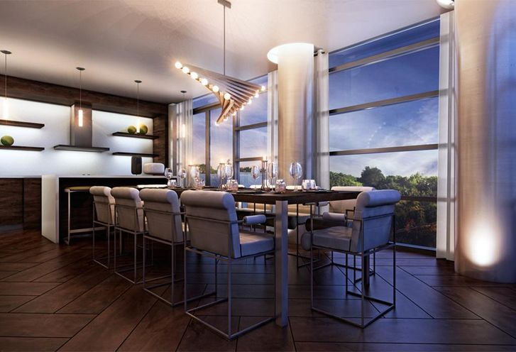 The Hill Condos rendering 8