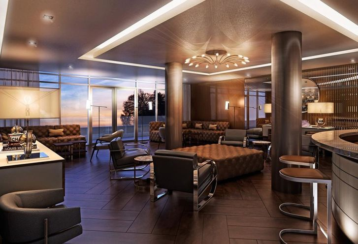 The Hill Condos rendering 9