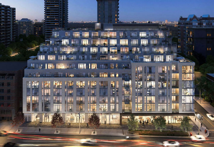 The Jack Condos Toronto by Aspen Ridge Homes and Quadragle Architects