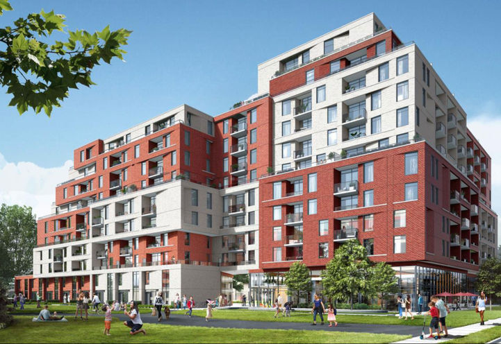 The Keeley Condos by TAS Developments