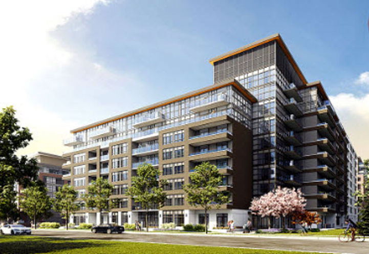 The King's Mill Condos  by VANDYK Communities