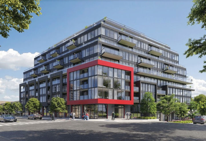 Previous and Current Designs of The Manderley Condos