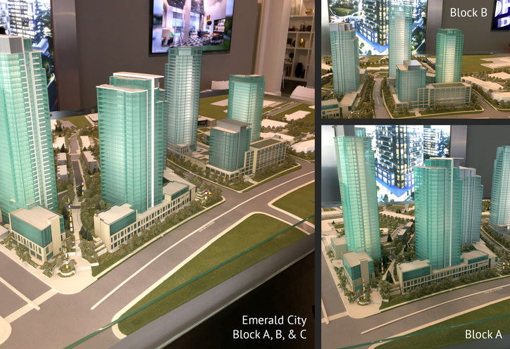 Emerald City Condominiums by Elad Canada
