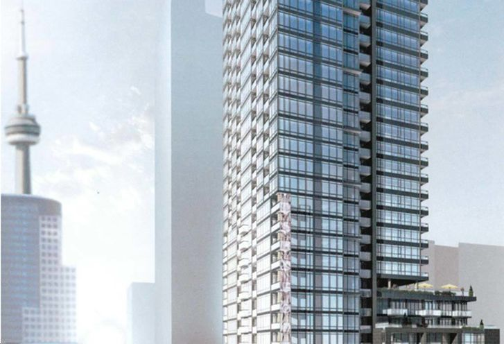 The Pinnacle on Adelaide rendering 1