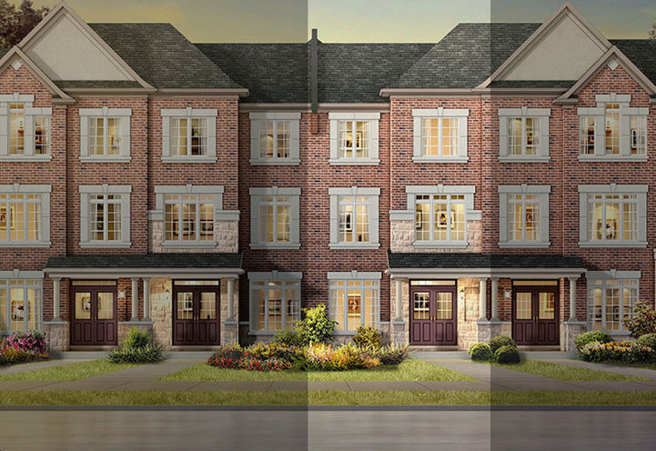The Willow Town at The Preserve Oakville Towns