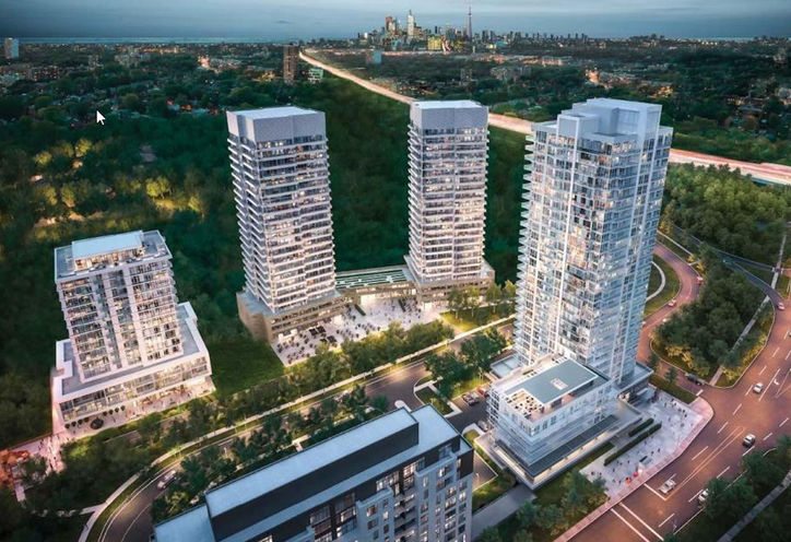 The Ravine Condos Master-Planned Community