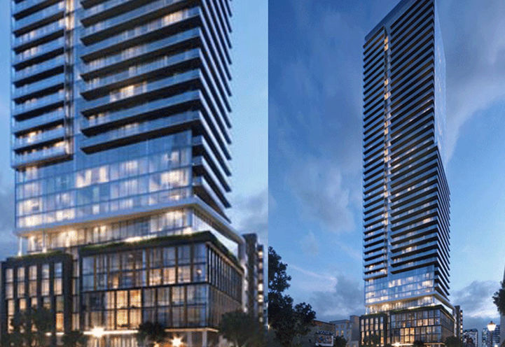 The Saint Condos by Minto Group Inc