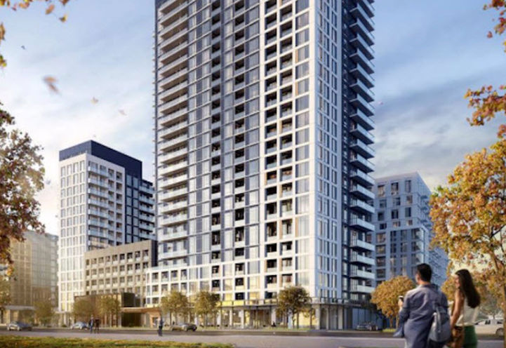 The Thornhill Condos by The Daniels Corporation and Baif Developments