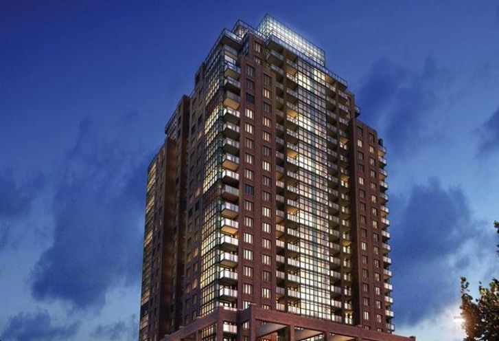 The Tower at King West rendering 3