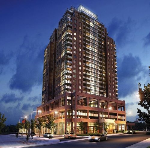 The Tower at King West rendering 4