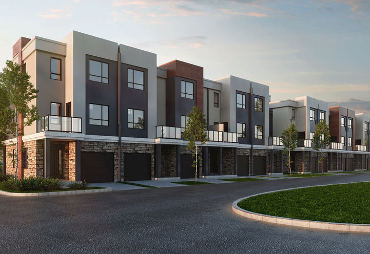 The Towns at Sapphire by New Horizon Development Group