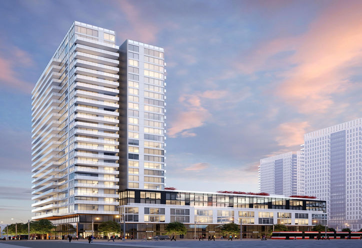 The Wyatt Condos Exterior Rendering