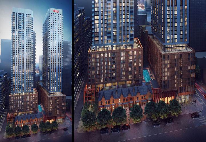 Theatre District Condos by Plazacorp Urban Residential Communities