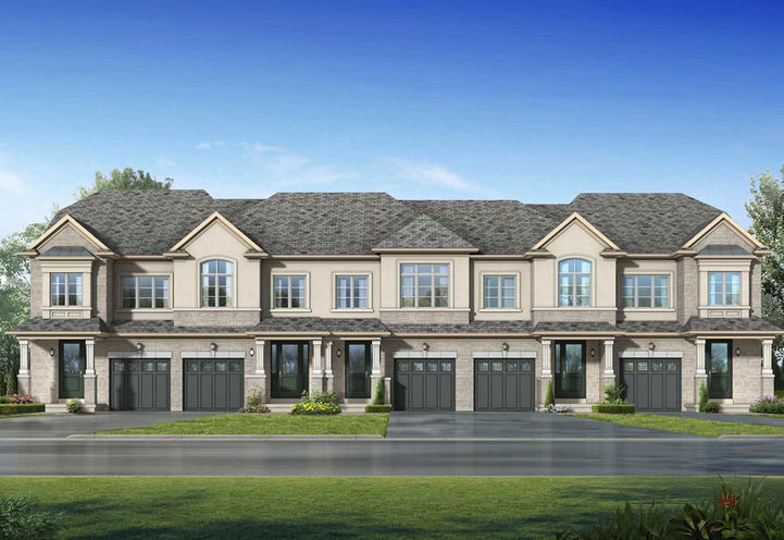 Tiffany Hill Towns by Rosehaven Homes Limited