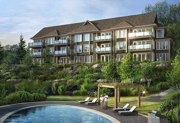 Treetops Condos by Club Leisure Corporation