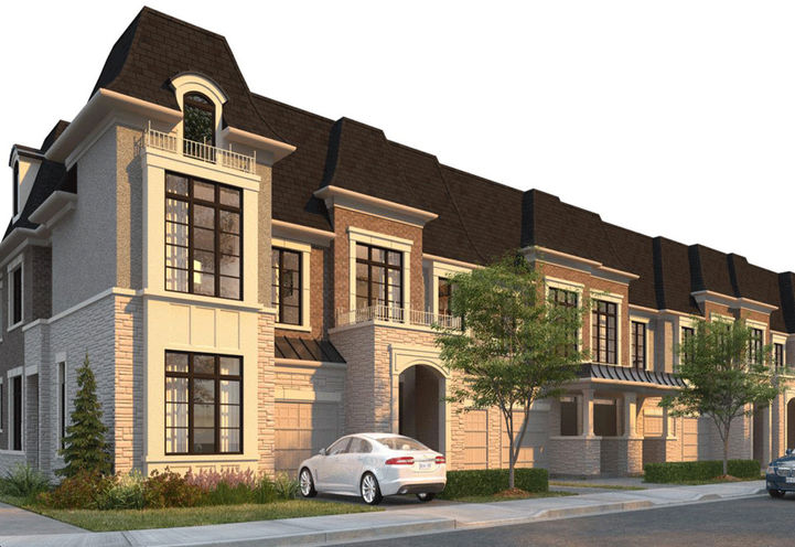 Unionvillas Townhomes living
