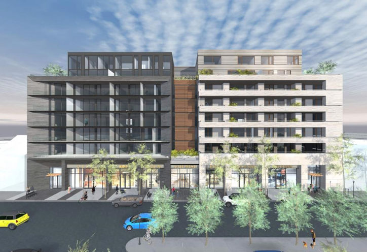 Podium Stores, United Kingsway Condos on Prince Edward Dr N & Bloor St