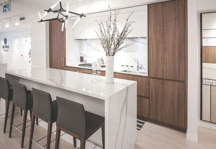Suite Interior Features and Finishes at Uovo Condos