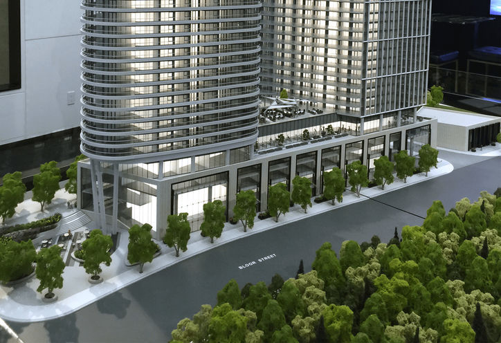 Pre-Construction Downtown Toronto Condo Via Bloor Model