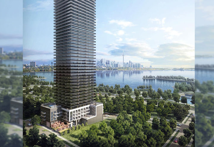 Vita on the Lake Condos by Mattamy Homes and Biddington Homes