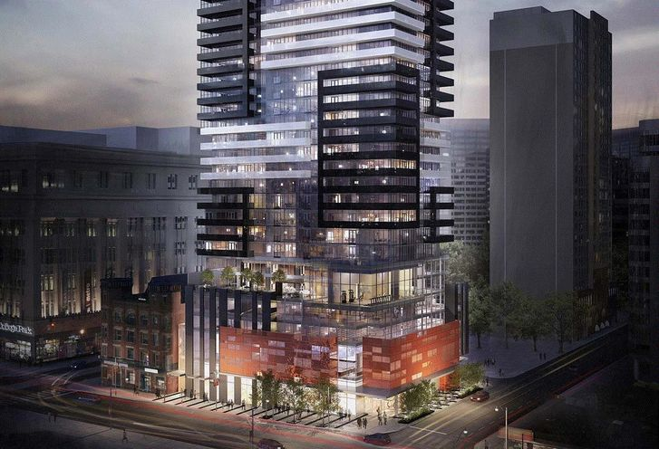Yc Condos Yonge At College Plans Prices Reviews