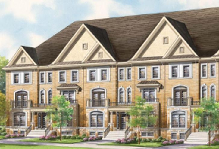 Yonge View Townhomes Plans Prices Reviews