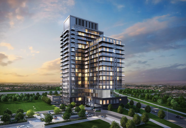 YongeParc Condos 2, 150 High Tech Td, Richmond Hill, ON